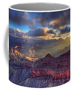 Coffee Mug featuring the photograph Morning Light by Beth Sargent