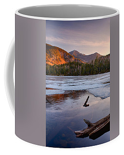 Morning Light On Whiteface Mountain Coffee Mug