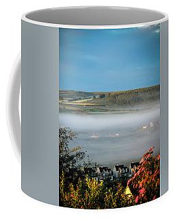 Morning Mist Over Lissycasey Coffee Mug