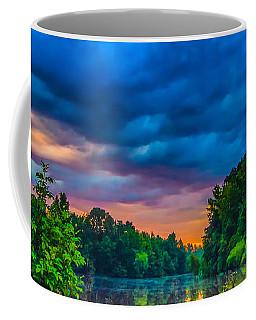 Morning On The Lake Coffee Mug