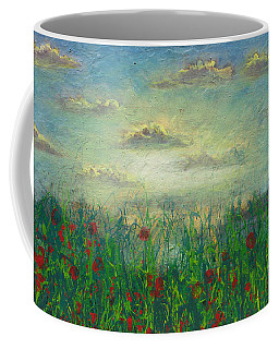 Morning Roses Coffee Mug