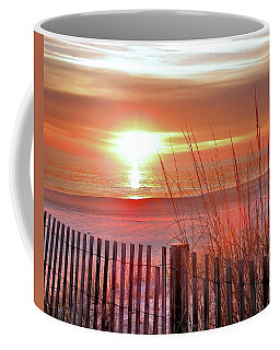 Morning Sandfire Coffee Mug