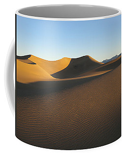 Coffee Mug featuring the photograph Morning Shadows by Joe Schofield