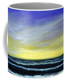 Morning Star And The Sea Oceanscape Coffee Mug