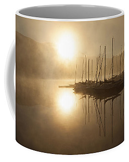 Morning Sun Coffee Mug by Eunice Gibb