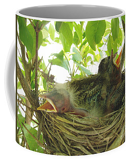 Morning Wakeup Call Coffee Mug