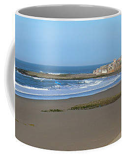 Moroccan Fishing Village Coffee Mug