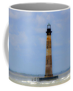 Coffee Mug featuring the photograph Sand Sea And Whimsey by Dale Powell