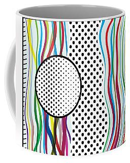 Morris Like Pop Art Coffee Mug