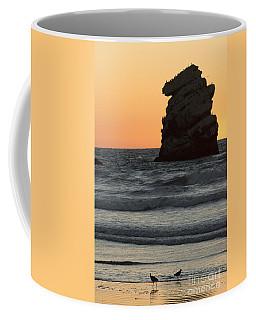 Morro Beach Sunset Coffee Mug