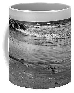 Morro Beach Walk Coffee Mug