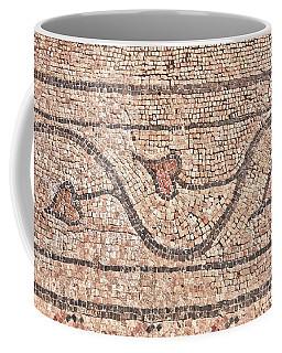 Mosaic 3 Beit Sha'en Israel Coffee Mug