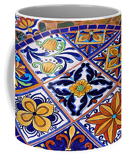 Mosaic Tile Tabletop Coffee Mug