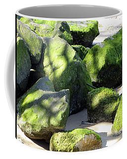 Moss On The Rocks Coffee Mug