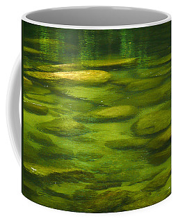 Coffee Mug featuring the photograph Mossman by Evelyn Tambour