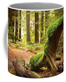 Mossy Creature Coffee Mug