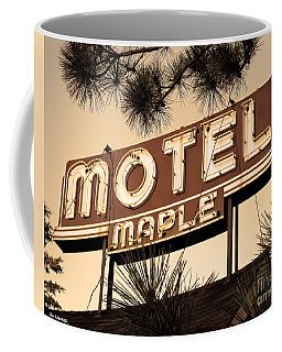 Motel Maple Coffee Mug
