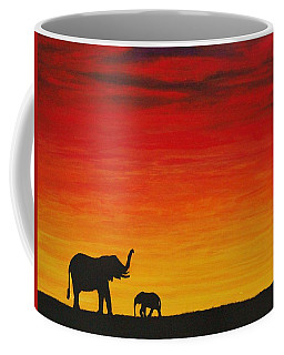 Mother Africa 1 Coffee Mug by Michael Cross