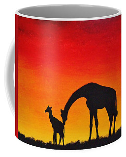Mother Africa 2 Coffee Mug by Michael Cross