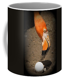 Coffee Mug featuring the photograph Mother And Child by Beth Vincent