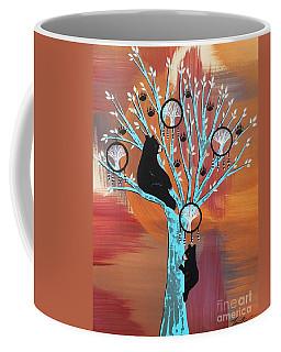 Mother Bear's Tree Of Life Coffee Mug