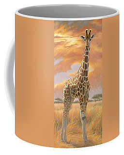 Mother Giraffe Coffee Mug