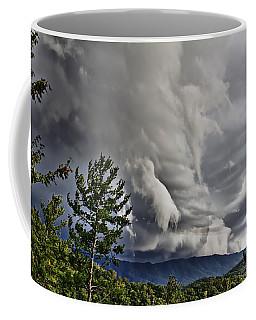 Mother Nature Showing Off V2 Coffee Mug