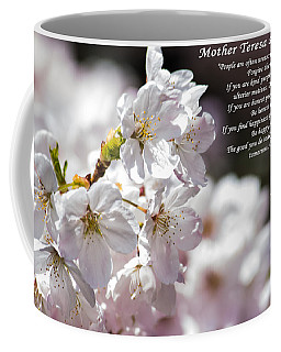 Mother Teresa Said Coffee Mug