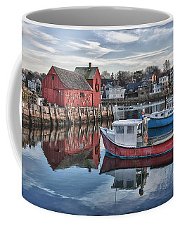 Motif 1 Sky Reflections Coffee Mug