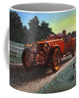 Motor Car Coffee Mug