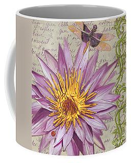 Moulin Floral 1 Coffee Mug