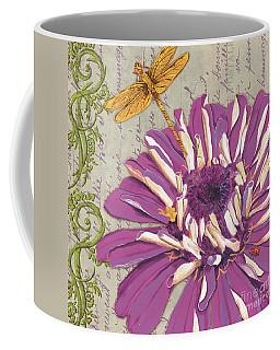 Moulin Floral 2 Coffee Mug