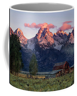Moulton Barn Coffee Mug by Leland D Howard