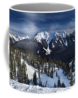 Mount Baker Ski Area Coffee Mug