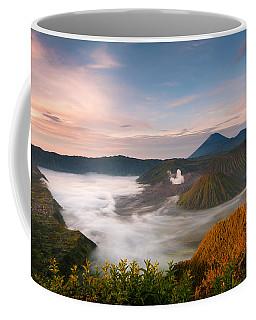 Mount Bromo Sunrise Coffee Mug