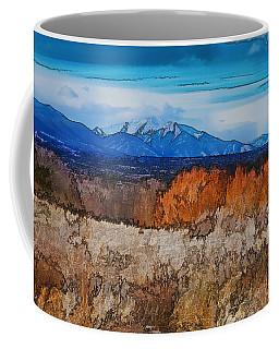 Mount Princeton Coffee Mug