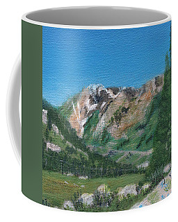 Mount Superior Coffee Mug