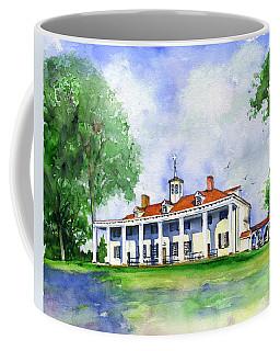 Mount Vernon Front Coffee Mug