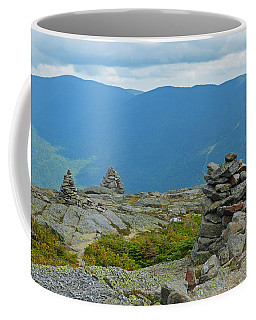 Mount Washington Rock Cairns Coffee Mug