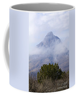 Mountain Cloaked Coffee Mug