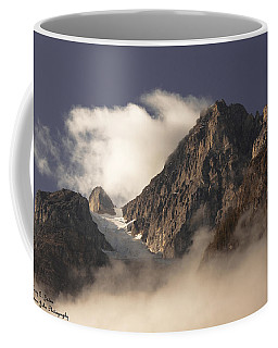 Mountain Clouds Coffee Mug