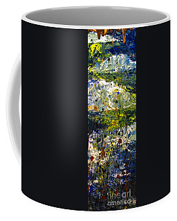 Mountain Creek Coffee Mug by Jacqueline Athmann