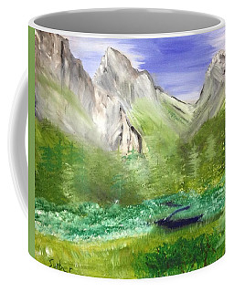 Mountain Day Coffee Mug