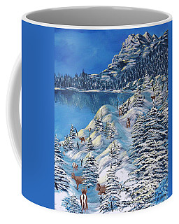 Mountain Goats Of Grand Forks Coffee Mug