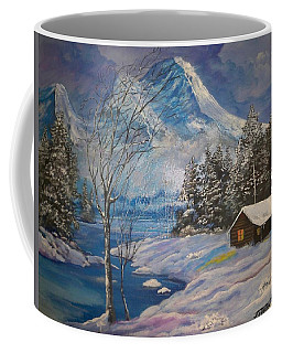 Mountain Hideaway Coffee Mug