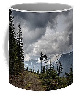 Mountain High Back Roads Coffee Mug
