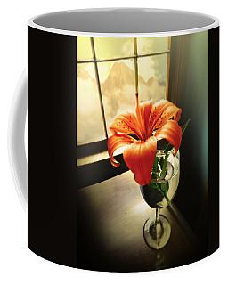 Mountain Lily Coffee Mug