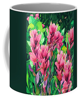 Mountain Meadows' Paintbrush Coffee Mug