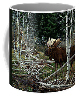 Mountain Monarch Coffee Mug