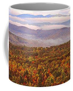 Mountain Mornin' In Autumn Coffee Mug